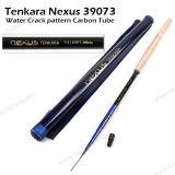 Pesca telescópica Rod de mosca de Tenkara de la mejor del 13FT fibra del carbón