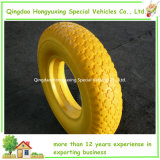 Hand Trolley Wheel mit PU Foam Tyre (4.00-8)
