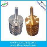 OEMアルミニウム6061の6062のCNCの機械化の部品、CNCの機械化