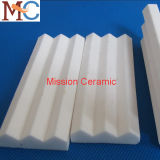 Personnaliser le bloc en céramique d'alumine de 95% 99%