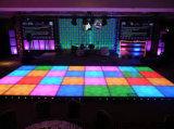 Nse 나이트 클럽 걸출한 대화식 LED 댄스 플로워