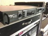 Dx88 richten Verschiedenartigkeit-Doppeldrahtlosen Mikrofon-Handfachmann aus