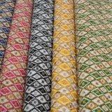 袋のための型デザインPUの革、明白な袋の革