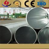 Grande diâmetro 3004 tubulação da liga 6061 6063 H26 de alumínio para a ferramenta da limpeza