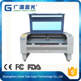 Кожаный машина Engraver лазера вырезывания тканья