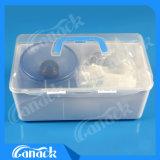 Rianimatore del manuale del PVC della cassetta di pronto soccorso