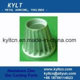 Die kundenspezifische Luftkühlung, die Aluminium ist, den Druckguß, der für Maschinerie-Kühler verwendet wird