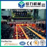 製鉄所の (CCM)年産> 100kトンのための連続鋳造機械