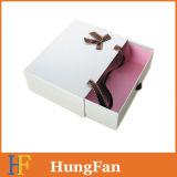 引出しのギフトの紙箱を滑らせる高品質のボール紙