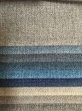 100%Polyester raffinent le tissu tissé pour le sofa populaire sur des marchés de l'Europe et de l'Amérique