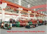 高速フレームケーブルのリード編み機