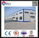Almacén y taller de la estructura de acero con la certificación del SGS (BYSS051702)