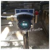 Détecteur de gaz fixe sorti par RS485