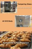 Forno di convezione del gas dei cassetti di cottura Oven/8 del forno/torta del pane