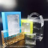 Plástico PVC / PP / Pet Packaging Caja de regalo para el protector contra el polvo