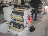 Máquina de papel el rebobinar del papel de aluminio de Rtfq-420A que raja
