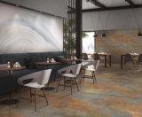 Синий и белый Полированный глазурованный Экстра-большой размер Фарфоровая плитка Настенная плитка Напольная плитка Глазурованная фарфоровая плитка 120 * 240 см
