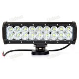 barra clara do diodo emissor de luz do CREE Offroad de 22.7inch 126watt