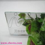 Miroir de la vente en gros 3mm, feuille Polished en aluminium de miroir