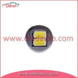T10 쐐기(wedge) 6*5730SMD Canbus C5w LED 차 램프 또는 전구