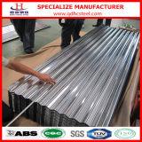 Hoja de acero del material para techos de ASTM A792m Az150 Zincalume