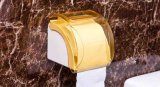 Small di plastica Toilet Paper Holder per Hotel/Home/Hospital (KW-891)