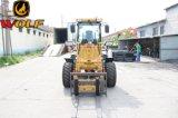 地球移動装置の高品質の中国の車輪のローダー