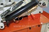 Sierra de la venda de metal del arco del eslabón giratorio (BS-912GDR)