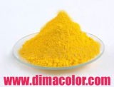 Amarillo medio encapsulado 5240 (PY34, 1725) del pigmento del cromo del terminal de componente para la pintura de la marca de camino
