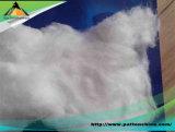 純粋で白い熱絶縁体のセラミックファイバの回された大きさ