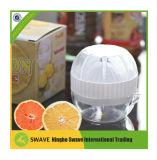 Juicer manual Y95269 de la fruta cítrica del limón del exprimidor anaranjado plástico del Juicer/
