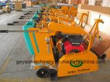 17cm Profundidade de corte 13HP Máquina de corte de concreto resistente Máquina de corte Gyc-180