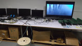 HDMI Extender par Fiber Ofc