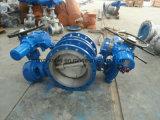 Hochleistungs--Form-Stahl-Drosselventil (D373H-DN700-25C)