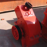 Glasflaschen-Zerkleinerungsmaschine-Hammerbrecher für Verkauf
