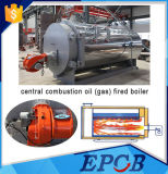 Bester verkaufenCombi Feul Qualitäts-bester Preis-Gasöl-Dampfkessel