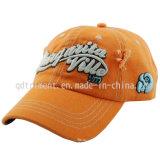 Chapeau lavé sale de meulage de camionneur de maille de base-ball de sport (TM0853)