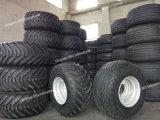 변죽 15.5X13.00를 가진 농업 방안 트레일러 타이어 400/60-15.5는 모인다