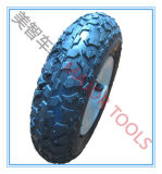 серое пневматическое резиновый колесо 200X50 для тележки гольфа