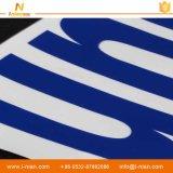 Ярлык фирменного наименования изготовленный на заказ печатание водоустойчивый прозрачный