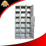Cacifos de aço diretos da roupa do armazenamento 15-Door de China Kd da fábrica