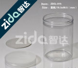 bottiglia di plastica della plastica dell'animale domestico della bottiglia di 10ml 20ml 50ml 100ml 250ml 500ml 1000ml