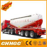 Acoplado a granel caliente del petrolero del cemento 3axle de Chhgc