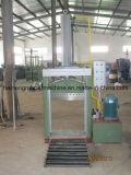 Gummiblatt-Ausschnitt-Maschine, einzelne schurartige Plastikmaschine