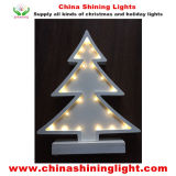 Holiday Party를 위한 최신 New Wood Tree LED Christmas Light Use