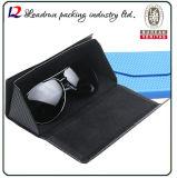 Caso luxuoso de Eyewear do caso de vidro de Sun do caso de vidro de leitura da forma (HX397)
