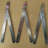 Bisagras de acero/bisagras del hierro de las tarjetas de los muebles/de escritura (estándar de la exportación)
