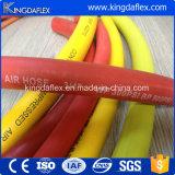 La buena calidad de la manguera de agua del aire flexible