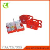 仕事場の工場医学DIN13169緊急時の救急処置ボックス