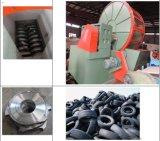 Lps 800 고무 분말을 만들기를 위한 자동적인 작은 조각 타이어 Reclycling 기계